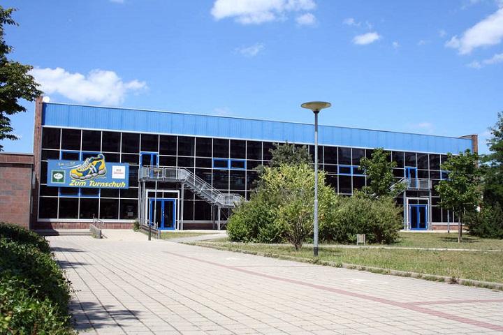 Sporthallenkomplex Werner-Seelenbinde